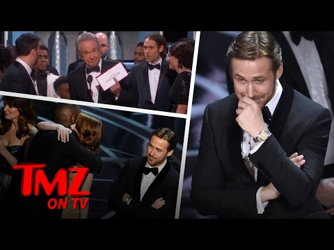 Download Ryan Gosling's Reaction To Oscars Screw Up Is Priceless | TMZ TV