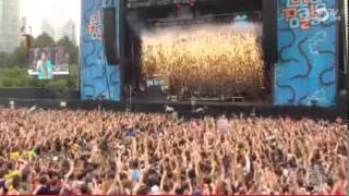 Childish Gambino - Lollapolooza 2014 Set (Encore Freestyle in description)