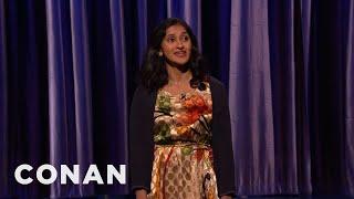Aparna Nancherla Stand-Up 07/07/16  - CONAN on TBS