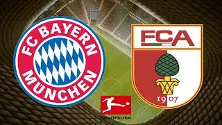 Bundesliga 2018/19 - Bayern Munich Vs FC Augsburg - 25/09/18 - FIFA 18
