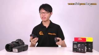 Yongnuo YN622C YN622N Wireless TTL Flash Trigger Transceiver for Canon Nikon (Product Review)