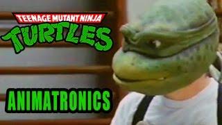 Teenage Mutant Ninja Turtles (1990) Animatronics #TMNT