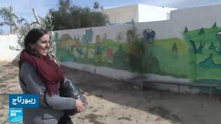 """رئيسة جمعية """"الحلم التونسي"""" سارة التومي.. لتعود تونس إلى لقبها """"الخضراء"""""""