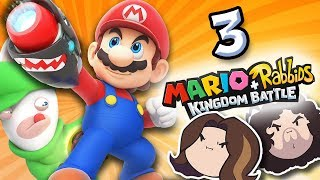 Mario + Rabbids Kingdom Battle: Rabbids Rule - PART 3 - Game Grumps
