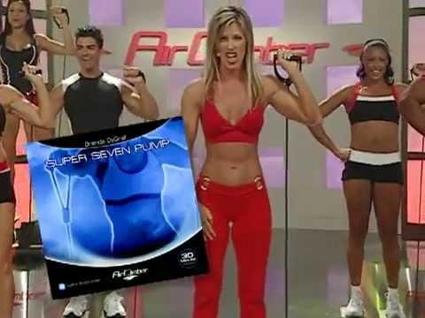 Air Climber Perfect Workouts with Brenda Dygraf