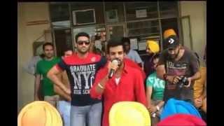 Kudi Mardi Aa Tere Te new punjabi Romantic song by happy Raikoti