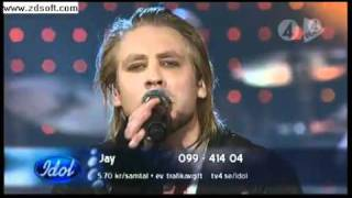 Jay Smith - Here Without You - Idol 2010
