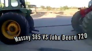 John deere vs Massey 385 2017 model