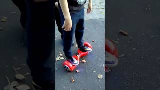 Learning to ride a segway