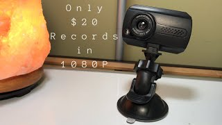 """BlackWeb Dash Cam Review From Walmart - HD Infrared Dash Cam with 2.5"""" LCD Screen"""