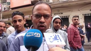 مصر العربية | شهود عيان يروون تفاصيل انفجار الكنيسة المرقسية