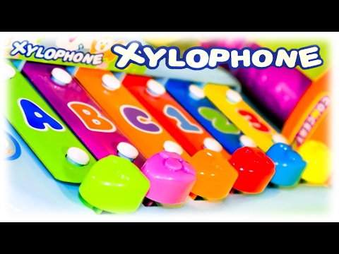 Xylophone ABC 123 Educational Toys Review