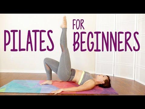 Total Body Pilates! 20 Minute Tone & Shape, Legs, Butt, Abs, Beginners Home Workout, Flexib