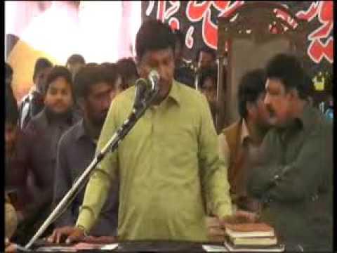 Zakir Ghulam Abbas Ratan 26 Feb 2017 jalsa Allama Karamat Abbas Haideri at Lahore