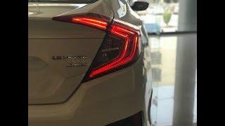Honda Civic X 1.8 Oriel Review Lahore Pakistan