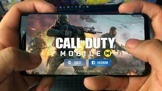 Call of Duty Mobile Download | Apk+Data | for all Android Devices