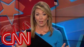 CNN anchor reads epic list of 2018 news