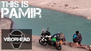 Motorcycle Adventure Pamir Mountains Tajikistan Afghanistan