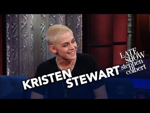 Kristen Stewart Brushed Off Trump s Eleven Tweets About Her
