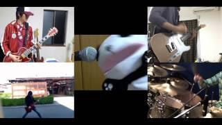 [HD]Akuma no Riddle OP [Soushou Innocence] Band cover