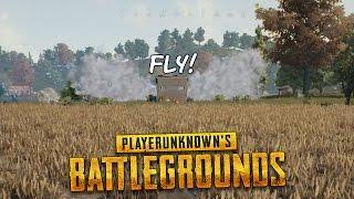 GUBUK BERSAYAP! - PlayerUnknown