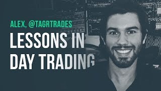 What this day trader learned, 4yrs after abandoning secure job · @TAGRtrades