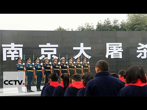 Nanjing marks memorial day for victims