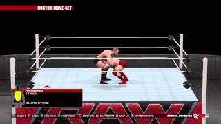 WWE 2K15: All