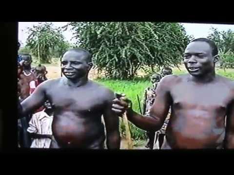 Dinka Tribe In Sudan    4/1998