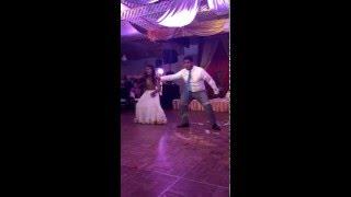 Indian Wedding Reception Bollywood Dance Performance