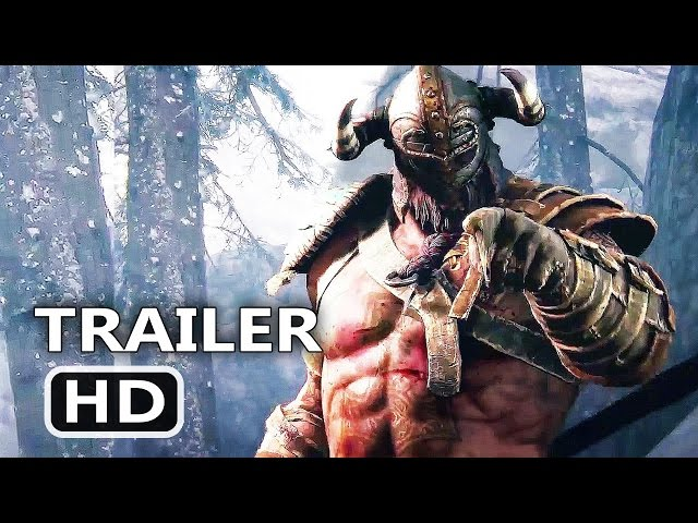 PS4 - FOR HONOR Story Trailer