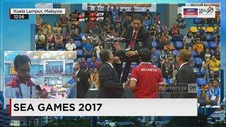 "Balas Dendam ""Kecurangan"" di Sepak Takraw Sea Games 2017 Malaysia"