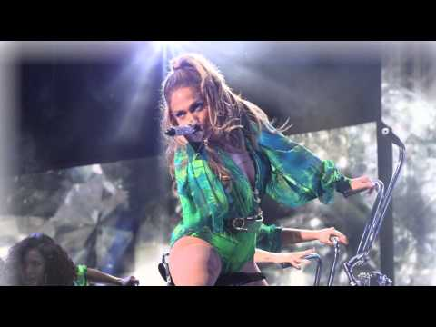 Jennifer Lopez gets Butt Grabbed UNCENSORED LEAKED