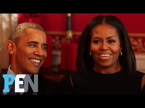 The Final Interview With The Obamas Full Interview PEN Entertainment Weekly