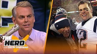 Colin Cowherd on blown call in Saints