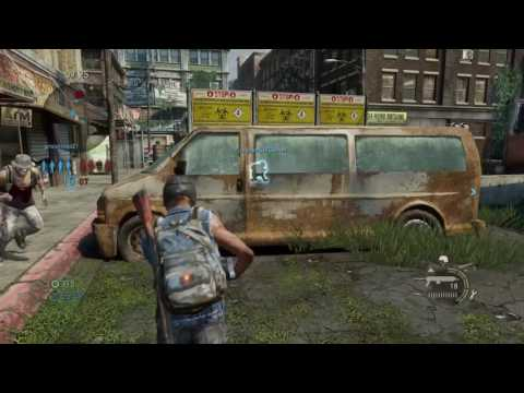 Double Gun glitch - The Last of Us Rem.