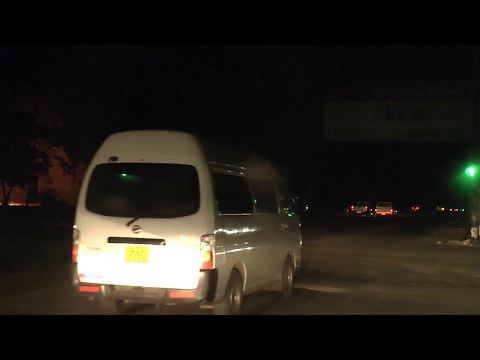 Xxx Mp4 01102013 Harare Downtown At Night By Car 3gp Sex