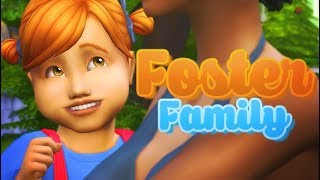 TAKE CARE OF FOSTER KIDS & PETS! | THE SIMS 4 // FOSTER HOME MOD