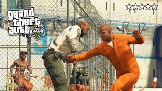 GTA 5 PC Mods - PRISON MOD #2! GTA 5 Prison Break & Prison Riots Mod Gameplay! (GTA 5 Mods Gameplay)