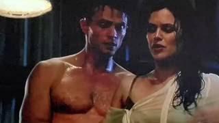 Hart of Dixie- Season 1- Zoe and Wade in barn 3