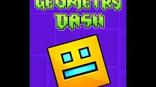 El ultimo nivel de geometry dash - Creepypasta