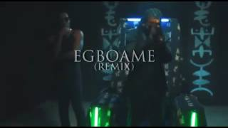 Edem-Egboame remix(Official video) ft Teephlow,Gemine,Medikal,Cabum,Beblino & Ayat