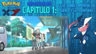 Pokémon XY dublado episódio 1 parte 1 HD