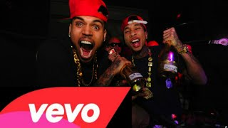 Chris Brown - Body language ft. Tyga (New 2015)