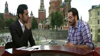فيديو برنامج #هنا_روسيا يوم الاثنين ٢٥-٦-٢٠١٨م