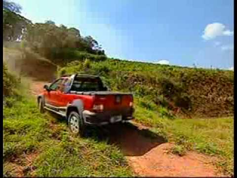 Fiat Strada Adventure Locker Auto Esporte