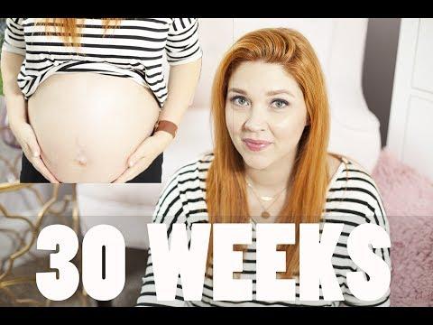 29 + 30 WEEK PREGNANCY UPDATE w/TWINS! |