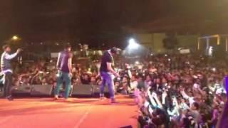 Yo Yo Honey Singh performing live in Guwahati on 10 Feb 2013