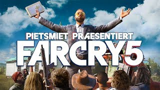 Far Cry 5 Xbox One X Gameplay mit PietSmiet