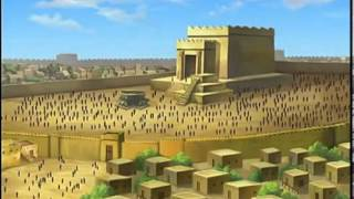 Solomon's Kingdom - Animated Christian movie